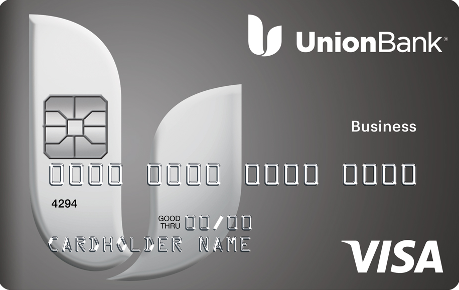 This is an image of the Union Bank Low Rate Credit Card