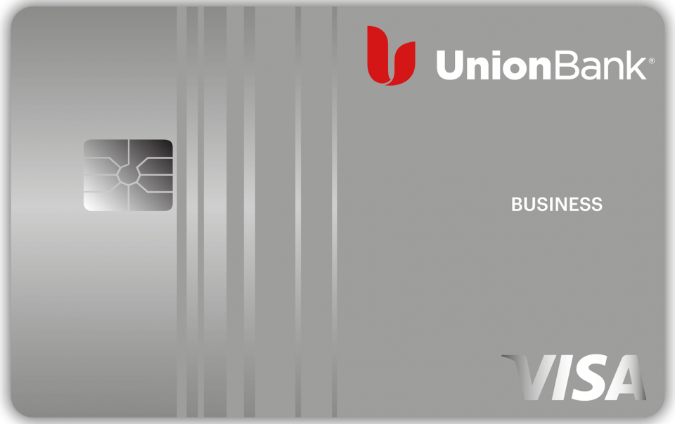 This is the Union Bank Business Credit Card
