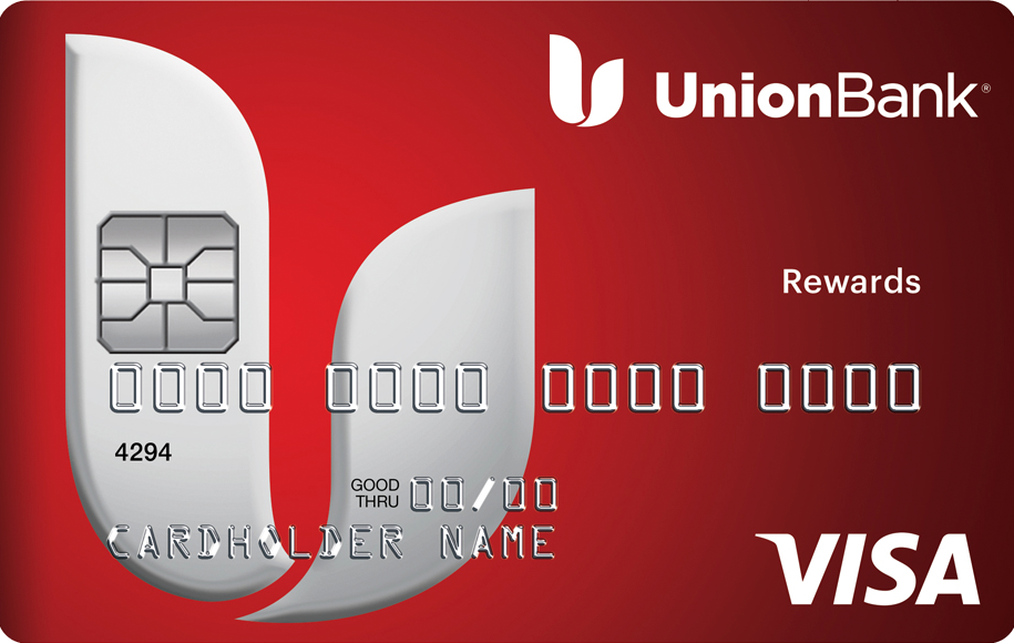 Image of Union Bank® Rewards Visa® Credit Card