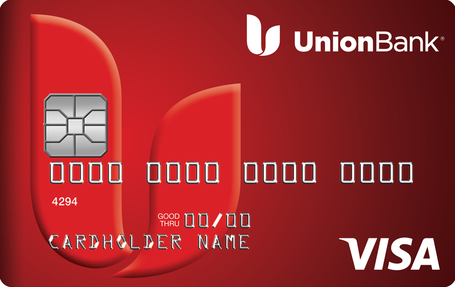 Image of Union Bank® Secured Visa® Credit Card