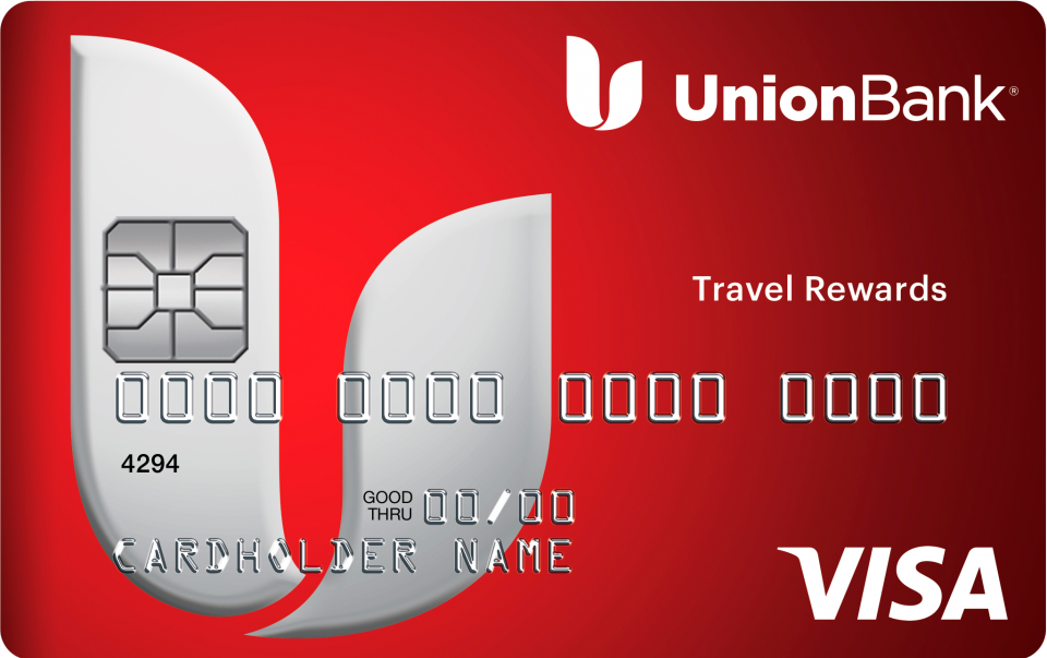 Image of Union Bank® Travel Rewards Visa® Credit Card