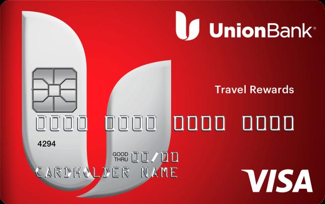 Image of Union Bank® Personal Travel Rewards Visa® Credit Card