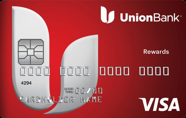 Image of Union Bank® Personal Rewards Visa® Credit Card