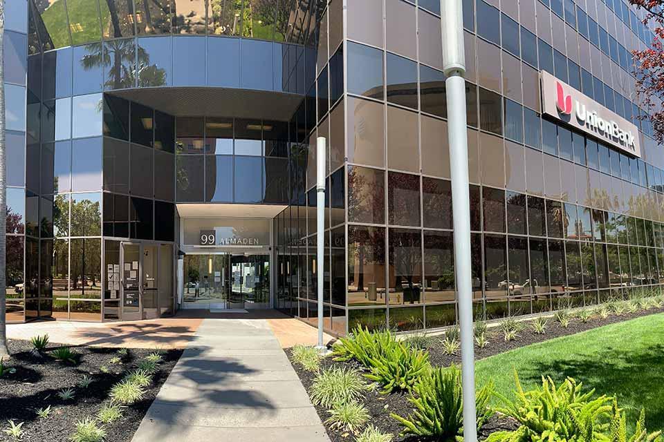 Downtown San Jose branch