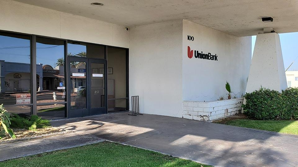 Union Bank Blythe Branch