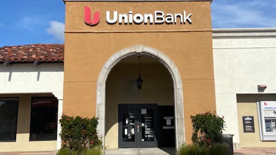 Union Bank Carlsbad Poinsettia Branch