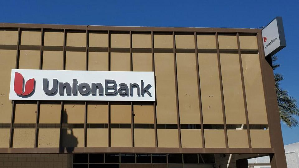 Union Bank El Centro Branch