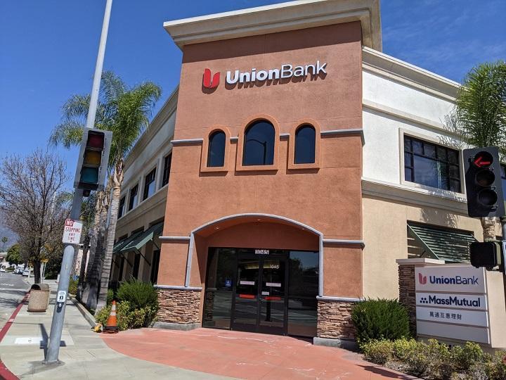 Union Bank Arcadia Branch