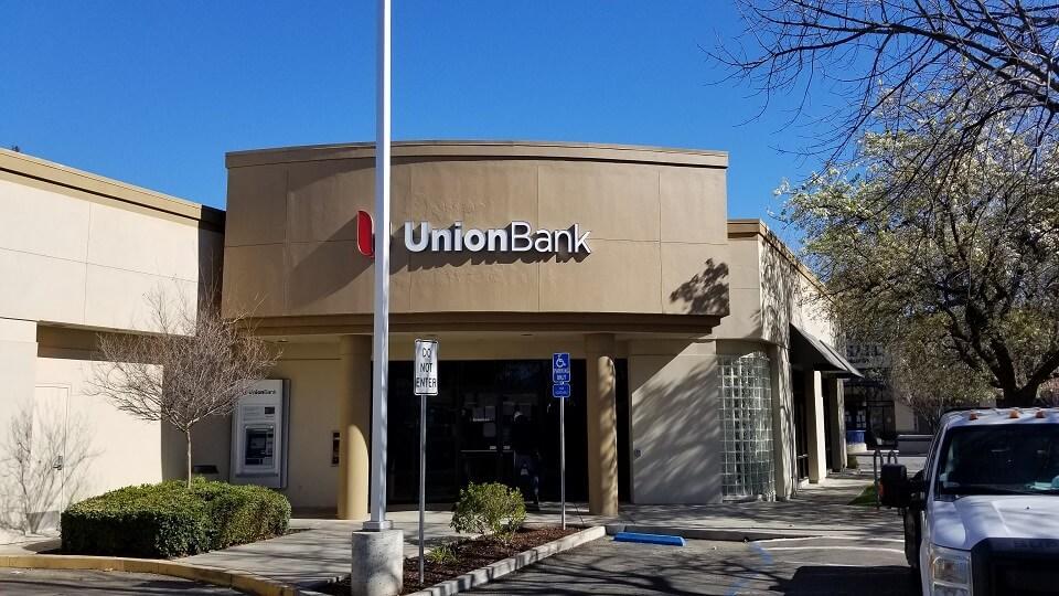Union Bank Coalinga Branch