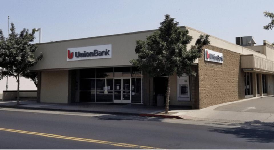 Union Bank Hanford Branch