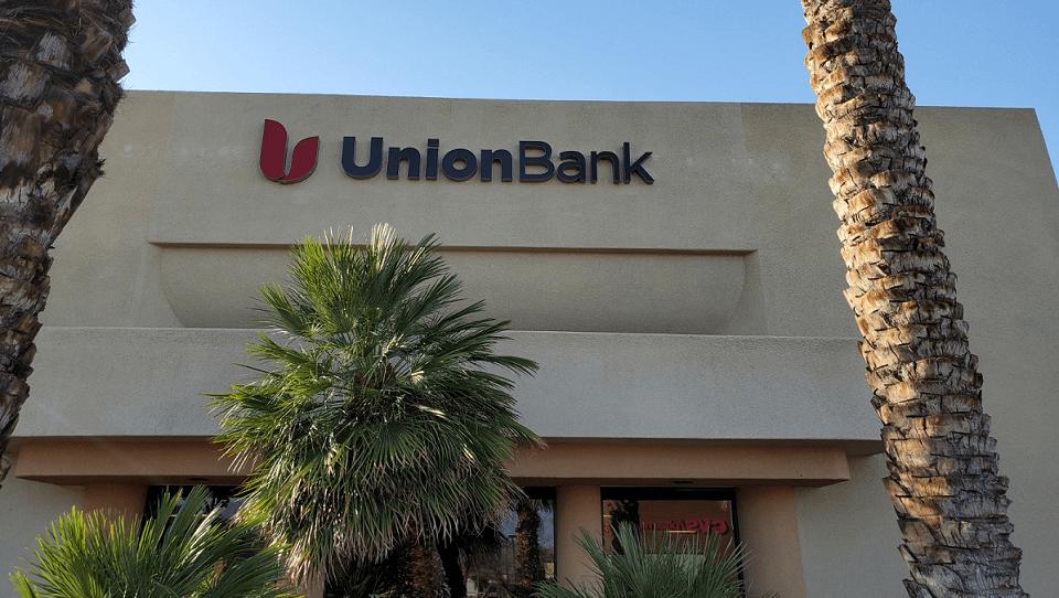 Union Bank Rancho Mirage Branch