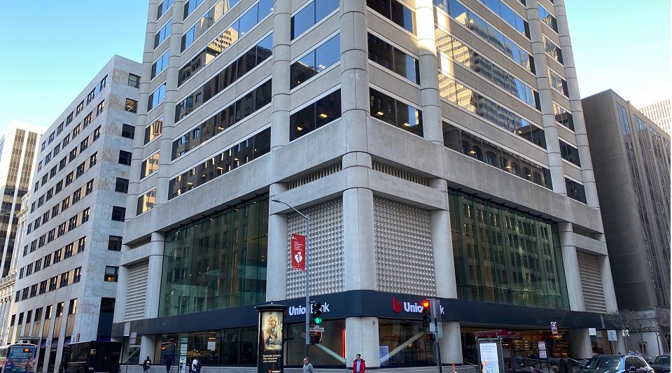 Union Bank San Francisco Main Branch