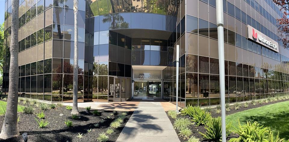 Union Bank San Jose Downtown Branch
