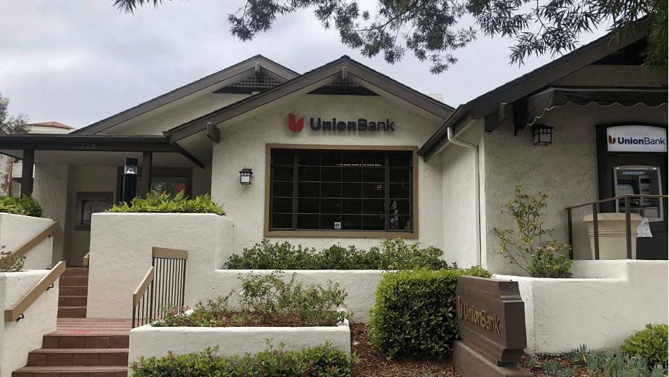 Union Bank Santa Barbara Cottage Branch