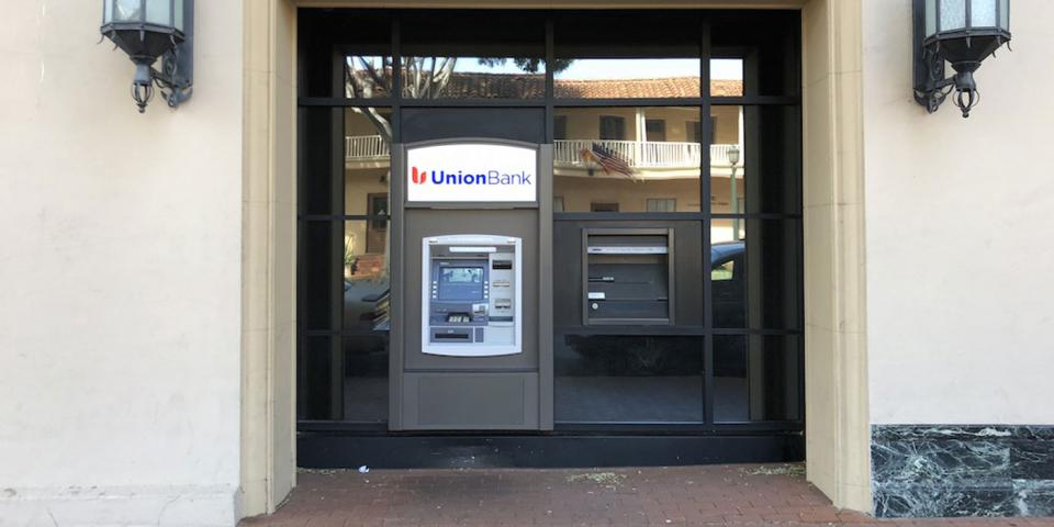 Union Bank Santa Barbara Main Branch