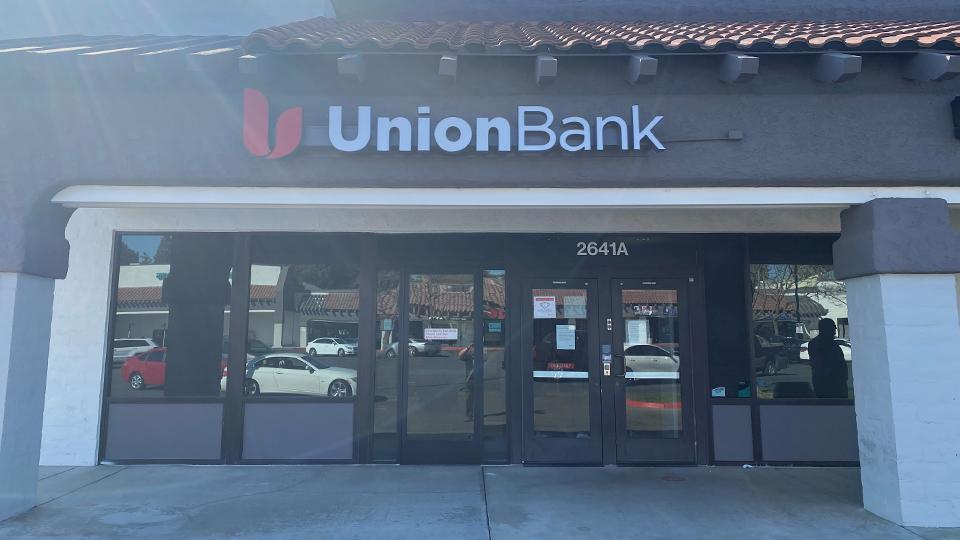 Union Bank East Hills Branch