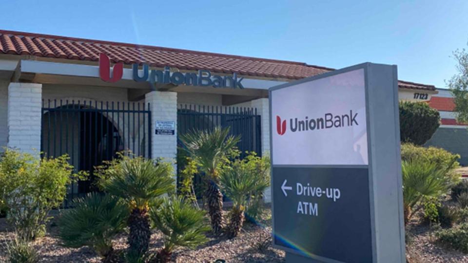 Union Bank Hesperia Branch