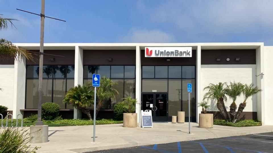 Union Bank Oceanside Branch