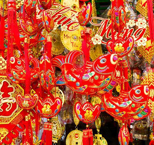 decorations in vietnam