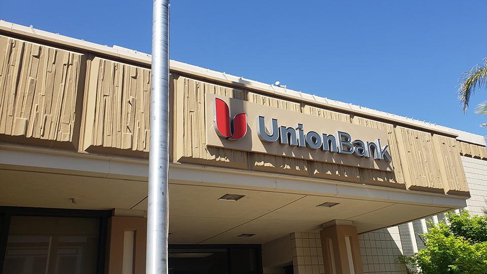 Union Bank Porterville Branch